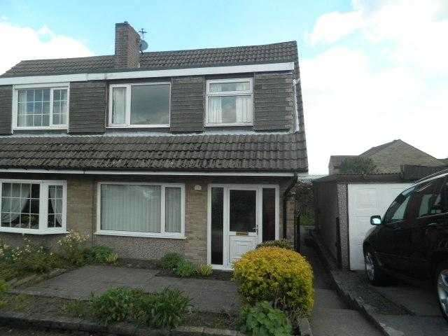 3 Bedrooms Semi Detached House for rent in Windmill Drive, Northowram, Halifax