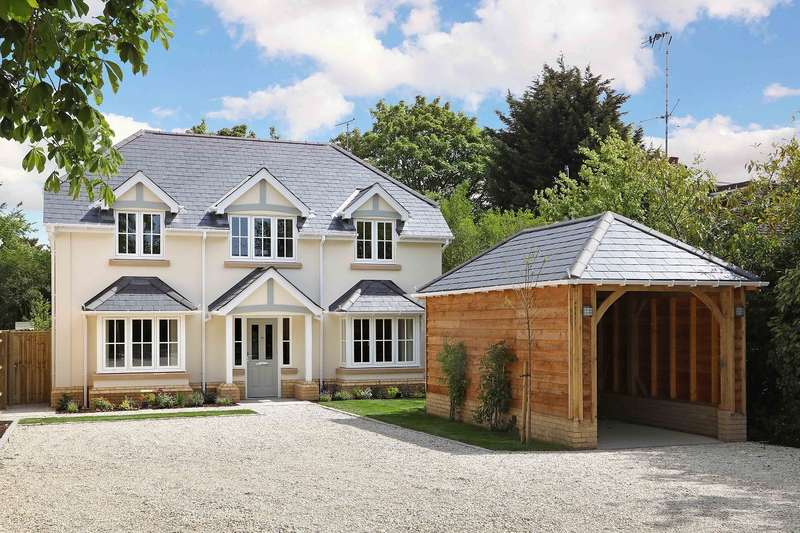 4 Bedrooms Detached House for sale in Chalfont Road, Seer Green, Beaconsfield, HP9