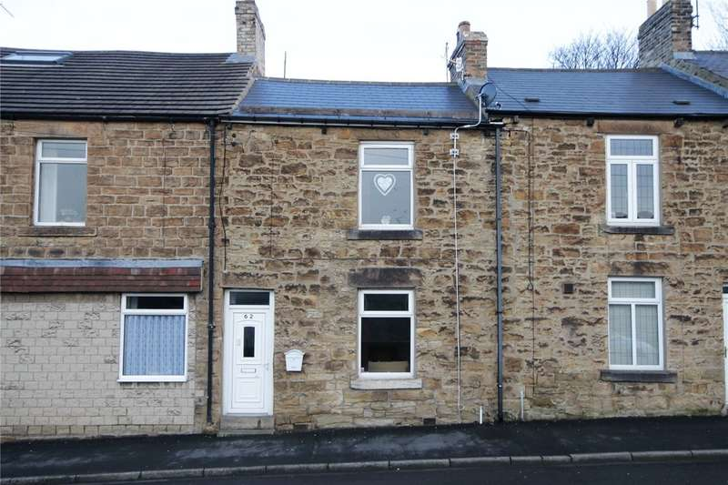 2 Bedrooms Terraced House for sale in Benfieldside Road, Shotley Bridge, Consett, DH8
