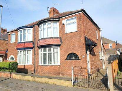 3 Bedrooms Semi Detached House for sale in Phillida Terrace, Middlesbrough