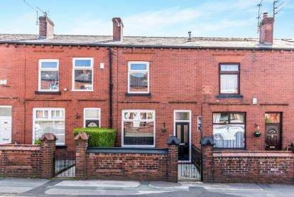 2 Bedrooms Terraced House for sale in Hawarden Street, Sharples, Bolton, Greater Manchester, BL1