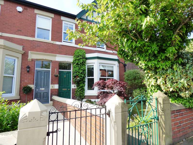 3 Bedrooms End Of Terrace House for sale in Warton Street, Lytham