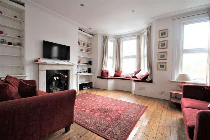 4 Bedrooms Maisonette Flat for rent in Wilberforce Road, Finsbury Park, London, N4 2SP