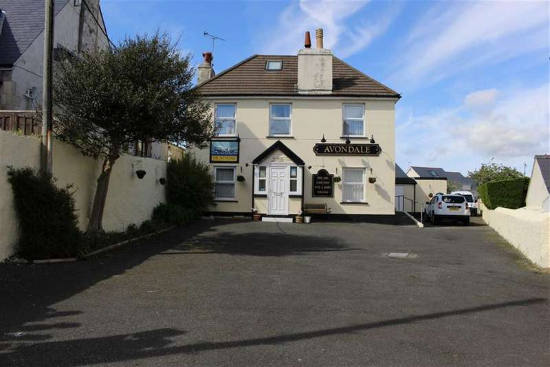1 Bedroom Pub Commercial for sale in Upper Hill Street, Milford Haven, Pembrokeshire