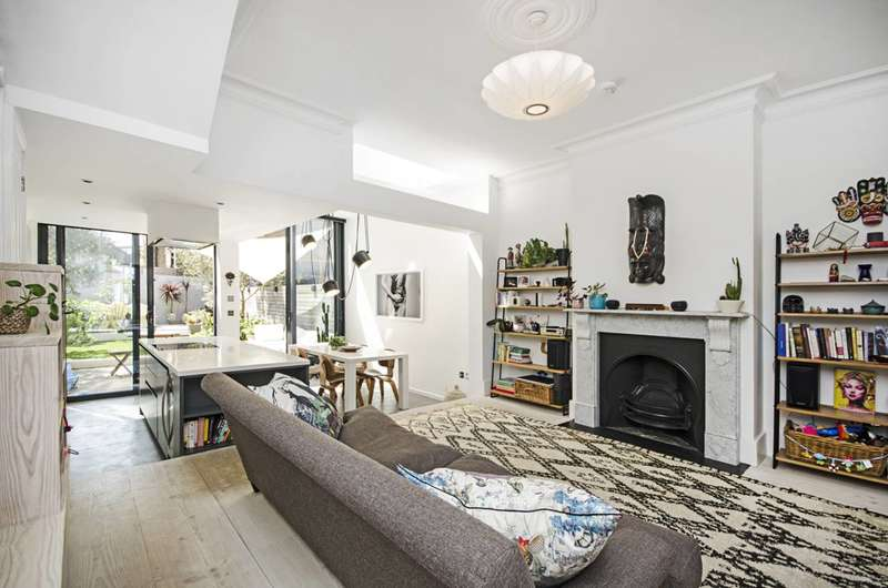4 Bedrooms House for sale in Millfields Road, Lower Clapton, E5