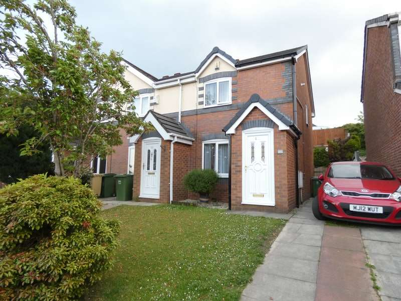 2 Bedrooms Semi Detached House for sale in Ellesmere Road, Bolton, Greater Manchester, BL3