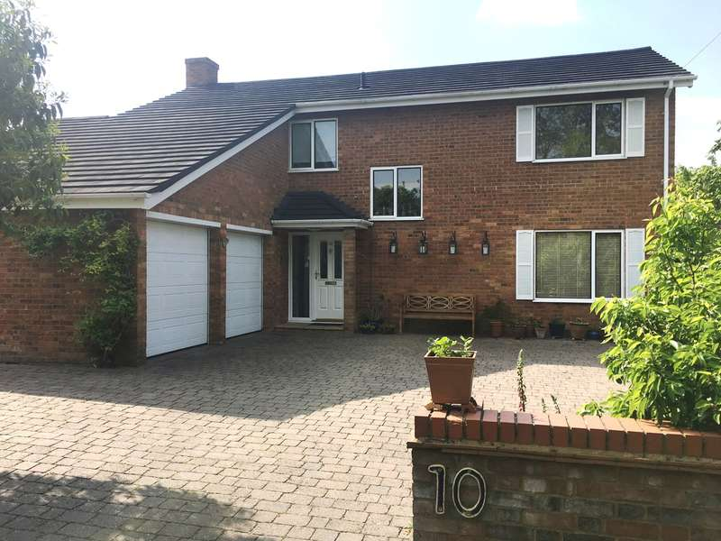 5 Bedrooms Detached House for sale in Cross Lane, Melbourn, Royston, SG8