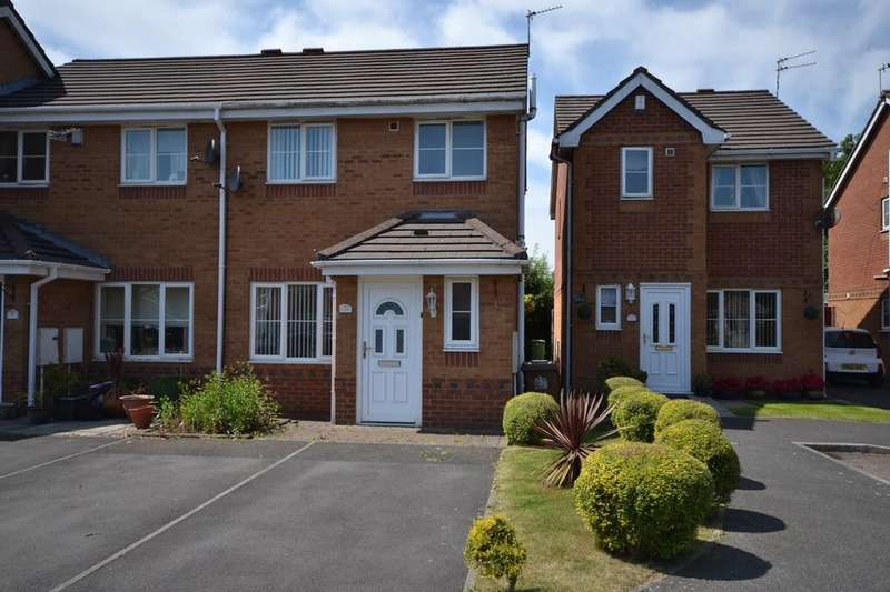 3 Bedrooms Semi Detached House for sale in The Hedgerows, Haydock, St. Helens