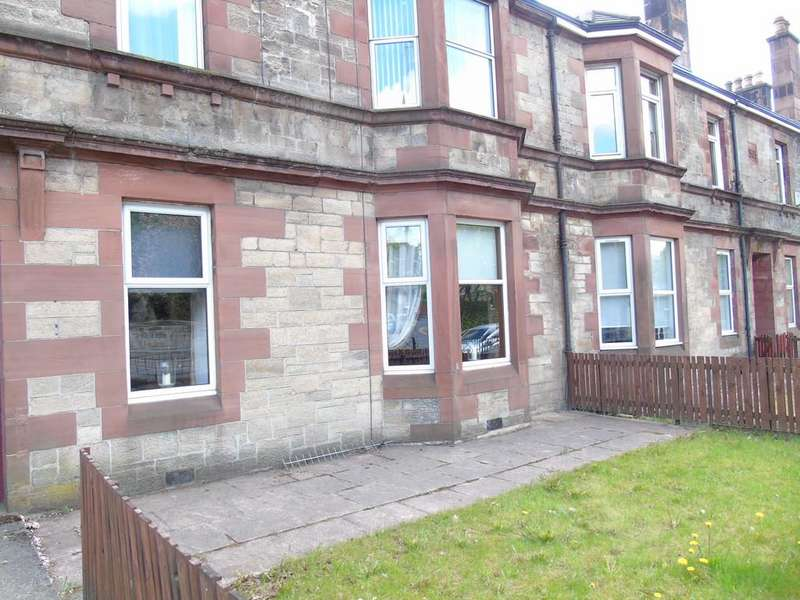 2 Bedrooms Apartment Flat for sale in Clark Street, Town Centre, Airdrie, North Lanarkshire, ML6