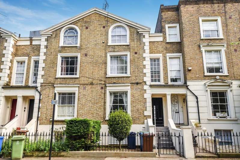 2 Bedrooms Flat for sale in Grosvenor Park Camberwell SE5