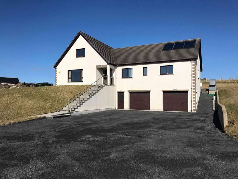 4 Bedrooms Detached House for sale in Whistlekeek, Birsay, Orkney KW17