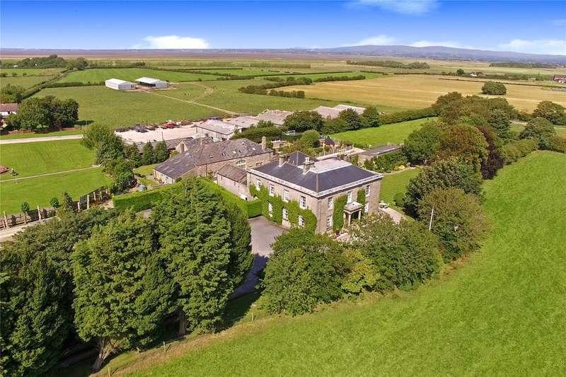 9 Bedrooms Detached House for sale in Wheel Lane, Pilling, Near Preston, Lancashire, PR3