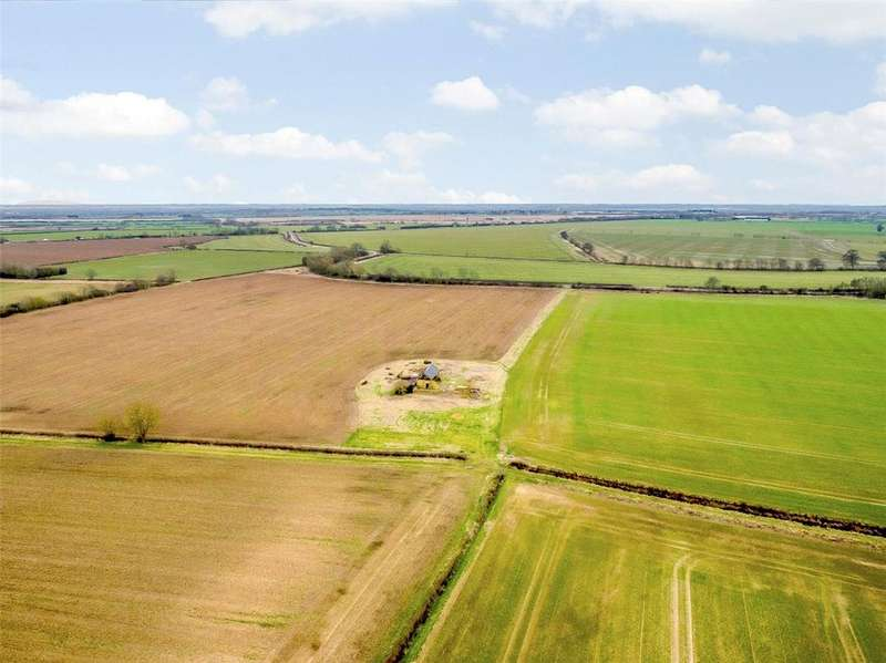 Farm Commercial for sale in Bull Lane, Broughton, Huntingdon, Cambridgeshire, PE28