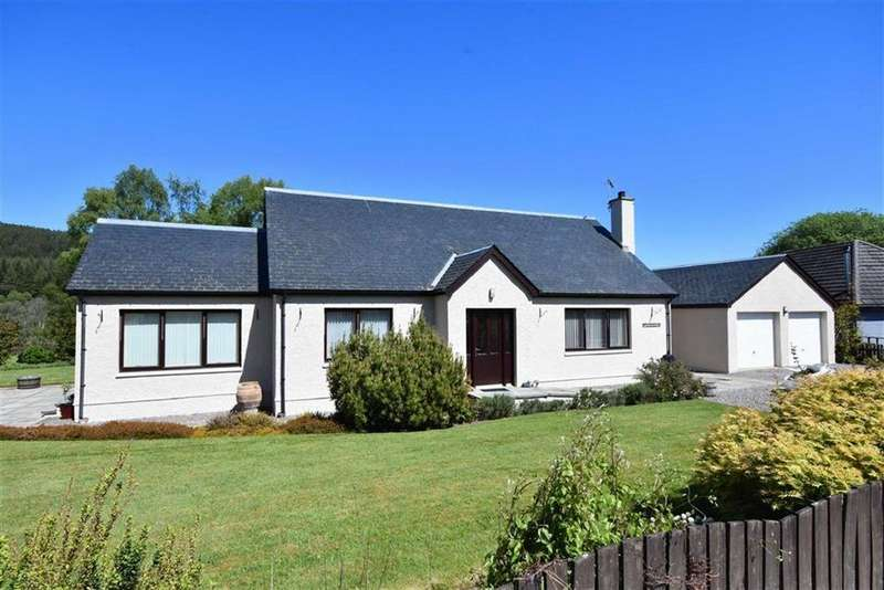 3 Bedrooms Detached Bungalow for sale in Cragganmore