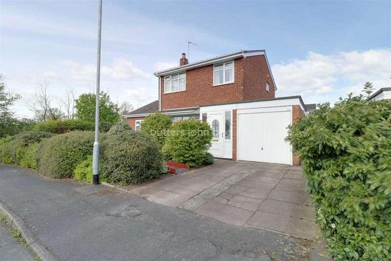 4 Bedrooms Detached House for sale in Arnside Avenue, West Heath