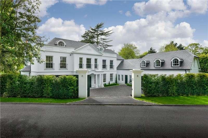 7 Bedrooms Detached House for sale in Eaton Park, Cobham, Surrey, KT11