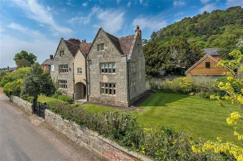 5 Bedrooms Detached House for sale in Grinshill, Shrewsbury