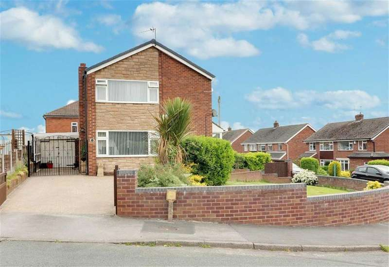 3 Bedrooms Detached House for sale in Bowmere Drive, Winsford, Cheshire
