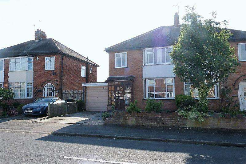 3 Bedrooms Semi Detached House for sale in Orchard Road, Birstall