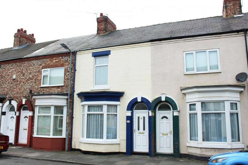 2 Bedrooms Terraced House for sale in Pine Street, Norton, TS20