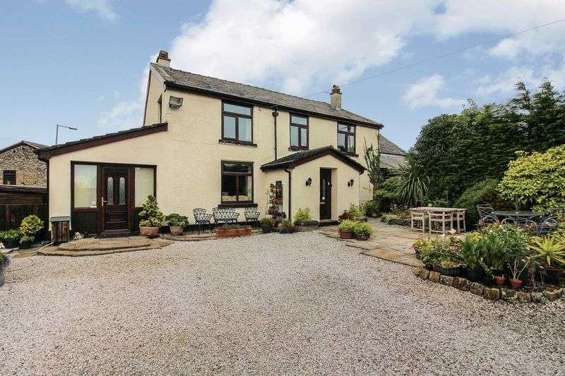 4 Bedrooms Property for sale in The Farmhouse, Land & Stables, Arthur Lane, Ainsworth