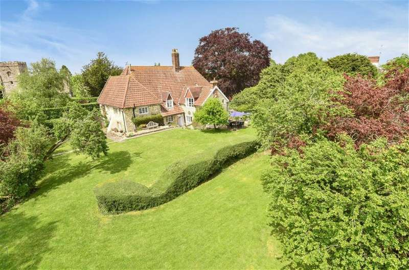 5 Bedrooms Detached House for sale in Liddington
