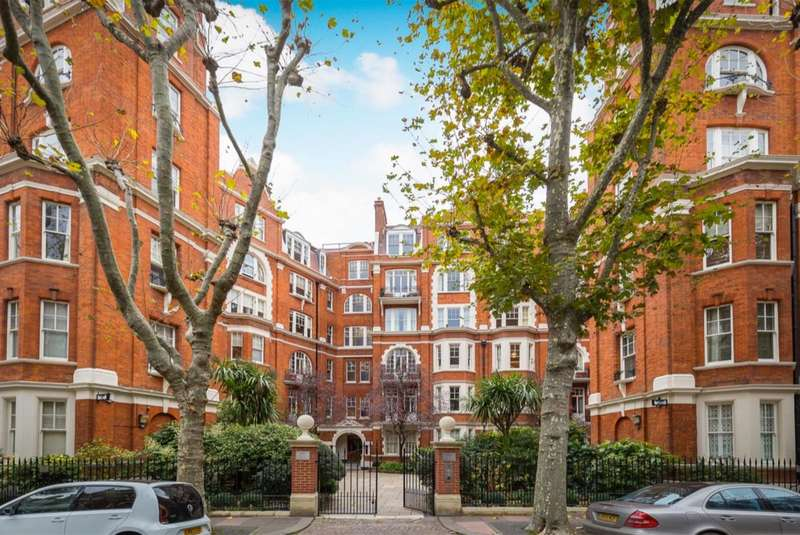 4 Bedrooms Apartment Flat for sale in Fitzjames Avenue, Kensington