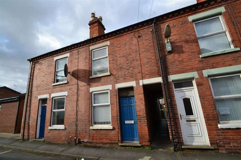 4 Bedrooms Terraced House for sale in Hastings Street, Loughborough, Leicestershire