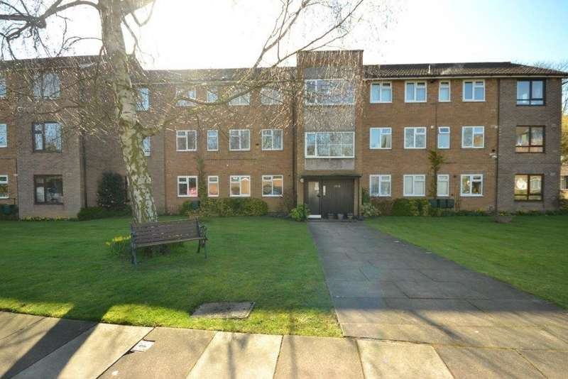 2 Bedrooms Flat for sale in Dukes Drive, North Avenue, Stoneygate, Leicester, Leicestershire