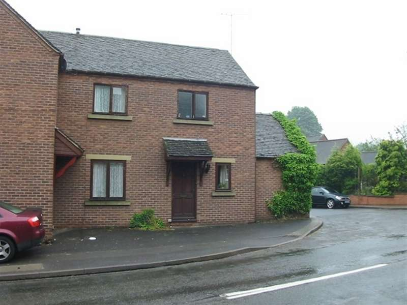 2 Bedrooms Semi Detached House for rent in Main Street, Repton, Derbyshire