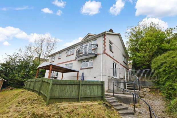 4 Bedrooms Detached House for sale in Howard Road, Plymouth, Devon