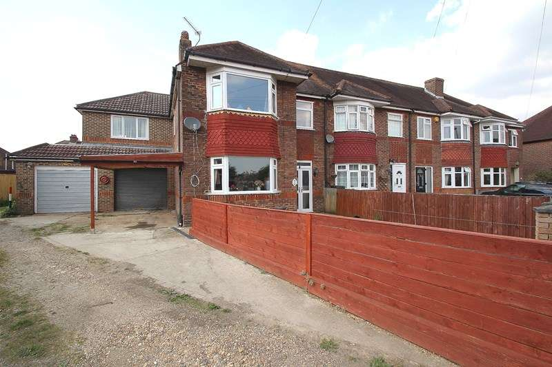 5 Bedrooms End Of Terrace House for sale in Fayre Road, Fareham
