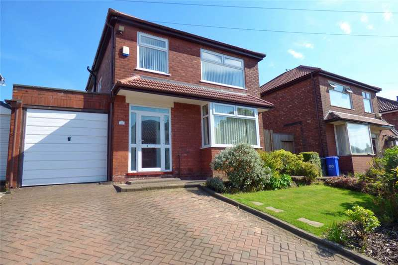 3 Bedrooms Detached House for sale in Whernside Avenue, Moston, Manchester, M40