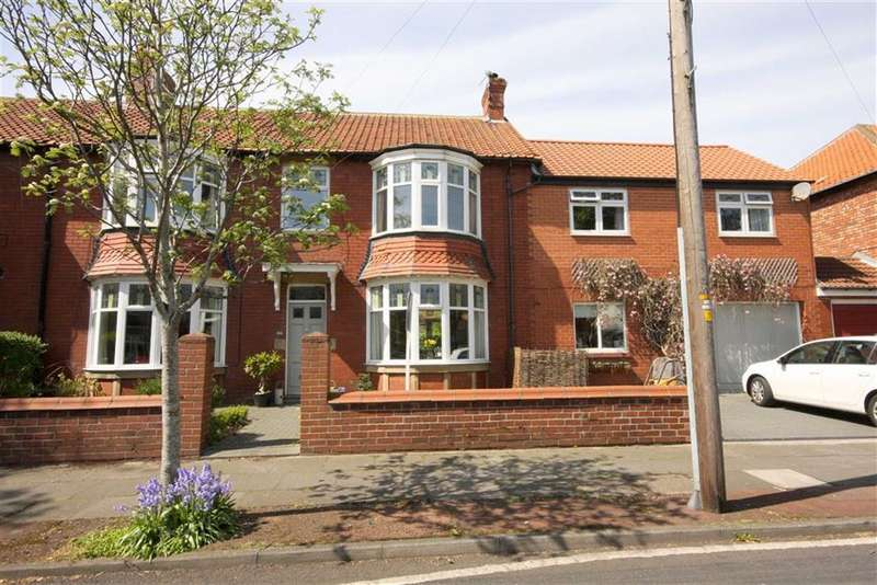 5 Bedrooms Semi Detached House for sale in Queens Road, Whitley Bay, Tyne And Wear, NE26