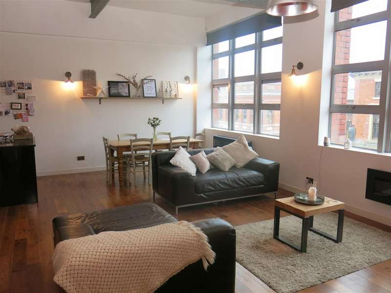 1 Bedroom Apartment Flat for sale in Great Hampton Street, Birmingham
