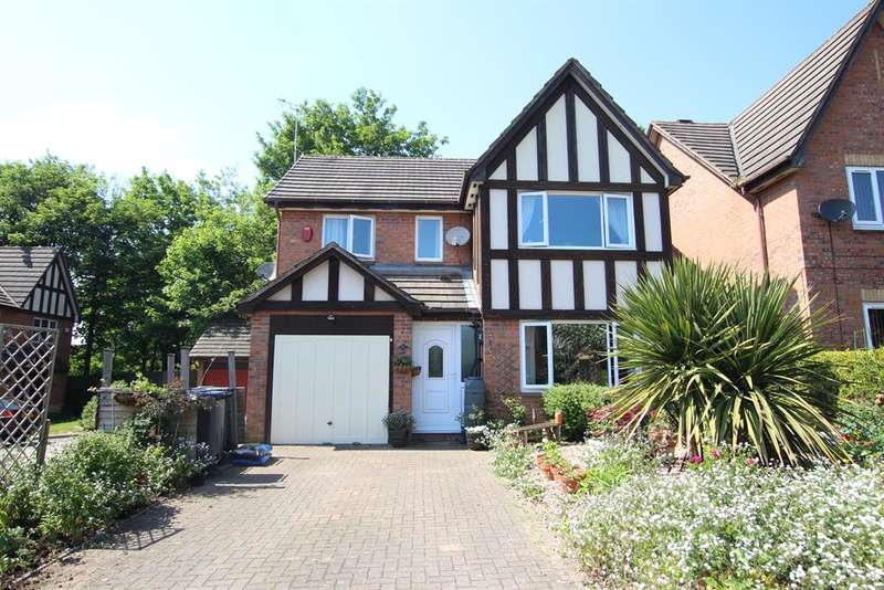 4 Bedrooms Detached House for sale in Cherry Lane, Sutton Coldfield, B73 5TW