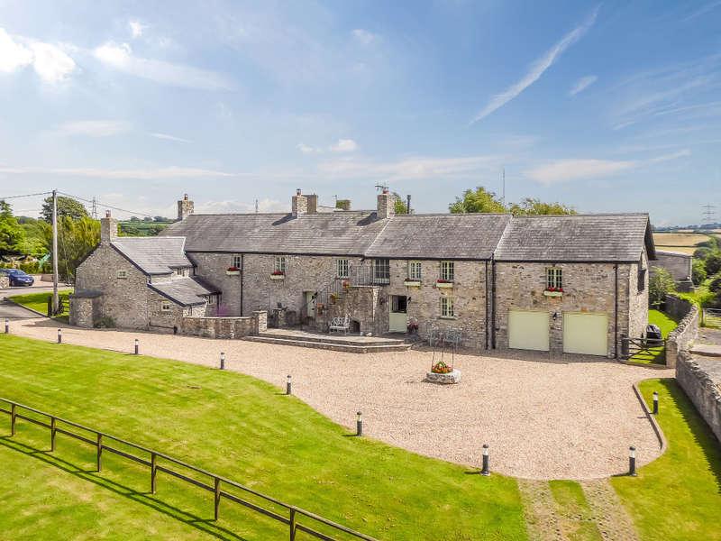 4 Bedrooms House for sale in Prisk, Cowbridge, Vale Of Glamorgan, CF71 7TJ