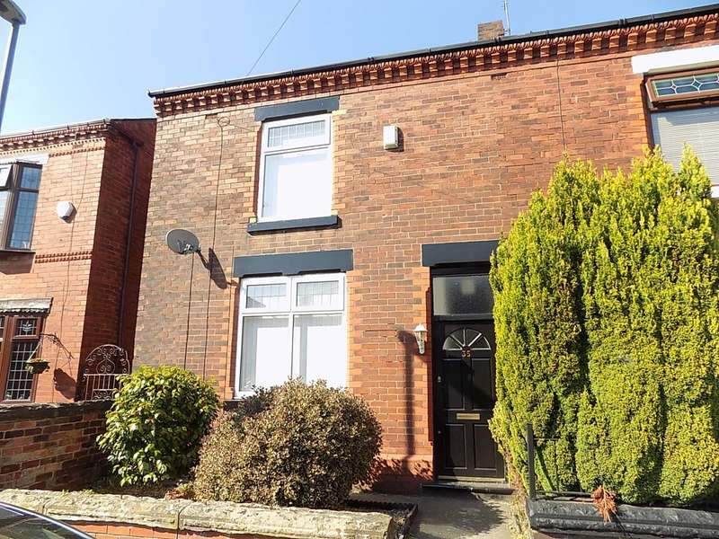 3 Bedrooms Semi Detached House for sale in Charles Street, Golborne, Warrington, WA3