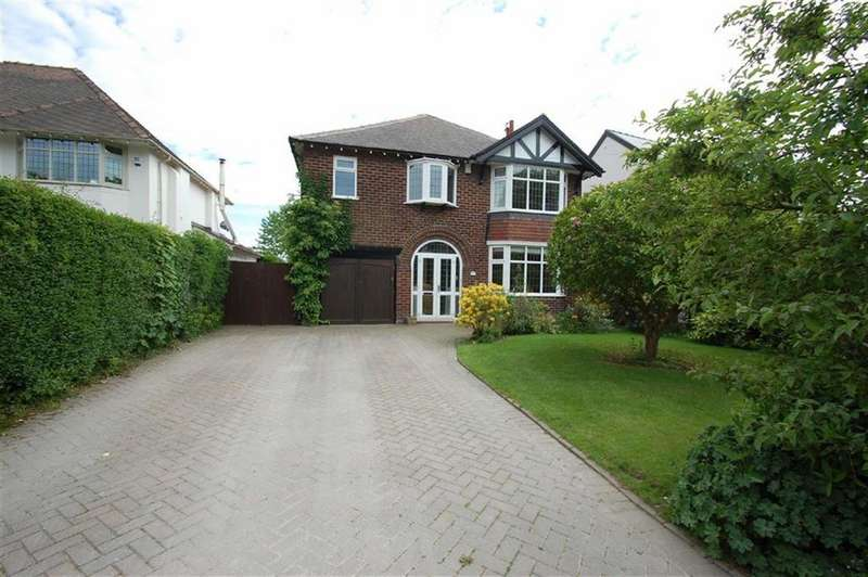 4 Bedrooms Detached House for sale in Bridle Way, Woodford, Cheshire
