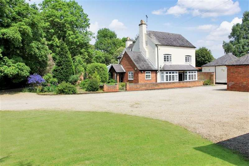 5 Bedrooms Detached House for sale in Station Road, Countesthorpe, Leicester