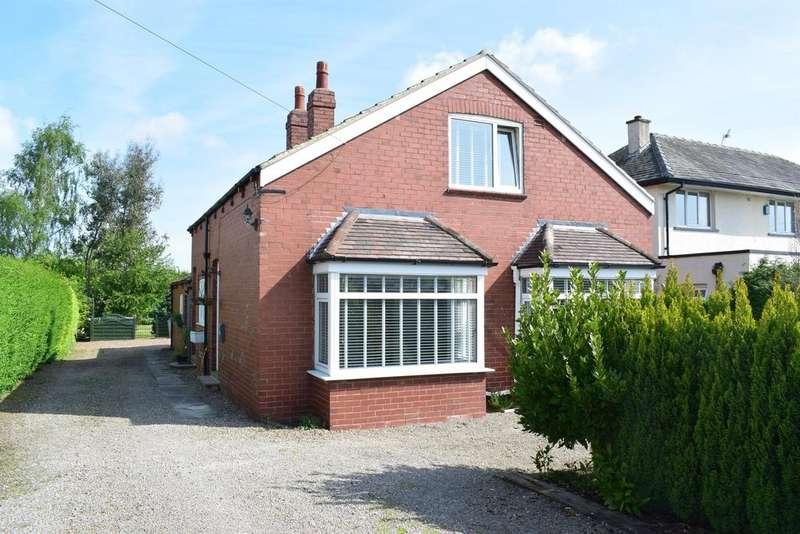 4 Bedrooms Detached House for rent in Rakehill Road, Scholes, Leeds, LS15 4AL