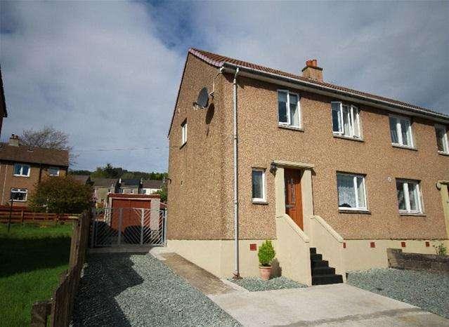 3 Bedrooms Semi Detached House for sale in 54, Glenfyne Park, Ardrishaig