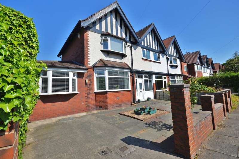 5 Bedrooms Semi Detached House for sale in Weston Grove, Stockport