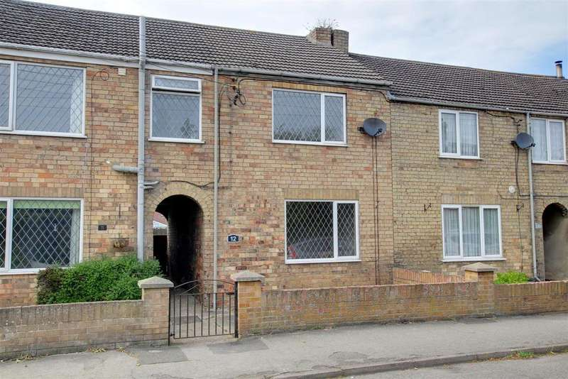 2 Bedrooms End Of Terrace House for sale in Christopher Road, Alford