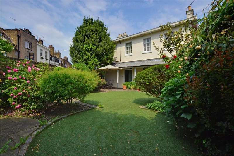 4 Bedrooms Semi Detached House for sale in Royal Hill, Greenwich, London, SE10