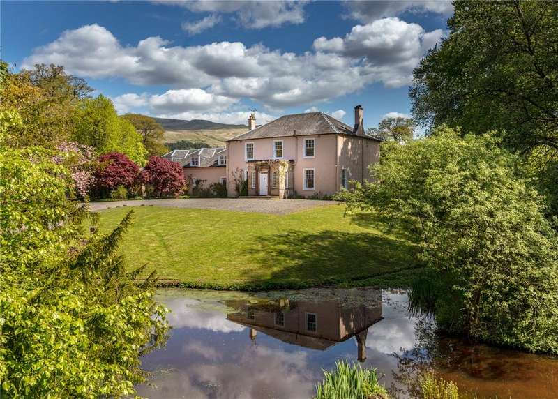 7 Bedrooms Detached House for sale in The Moss, Killearn, Glasgow, G63