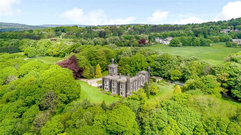 3 Bedrooms House for sale in South East Wing, Buckstone Hall, Cliffe Drive, Rawdon, LS19