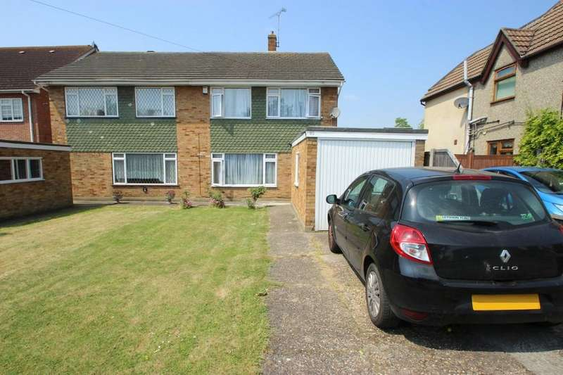3 Bedrooms Semi Detached House for sale in Benfleet, SS7