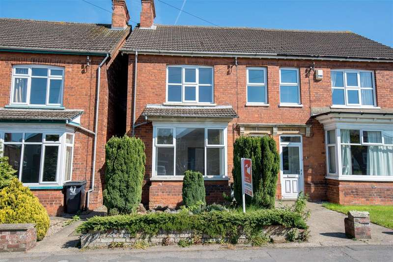 3 Bedrooms Detached House for sale in Boston Road, Spilsby
