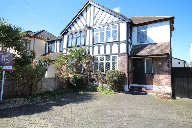 3 Bedrooms Semi Detached House for sale in Acacia Drive, Upminster